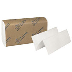 20204 GP Acclaim® White Multifold Paper Towels