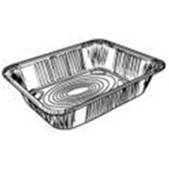 1/2 Size Deep Steam Table Pan Jif® 8440
