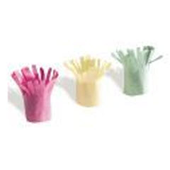 Paper Chop Holders, Assorted Colors (1 Box) R816