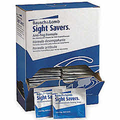 Sight Savers® Pre-Moistened Anti-Fog Cling Tissues 100ct. 8576