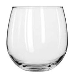 16.75 oz. Libbey Stemless Red Wine Glass 12ct. 222