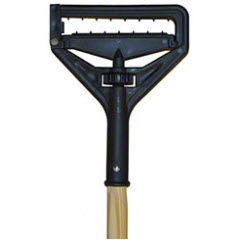 Janitor Poly Quick Change Mopstick - 60, Wood Handle 1 ct 7210