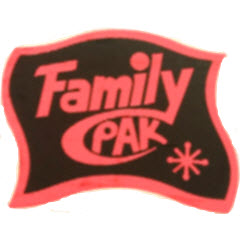 """Family Pack"" Banner Dayglo Label LLC-500"
