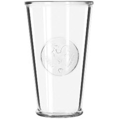 16 oz. Libbey FarmHouse Cooler Glassware, Rooster Design 12ct. 92184